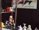 Благотворительный базар кукол, сделанных своими руками коломенскими рукодельницами