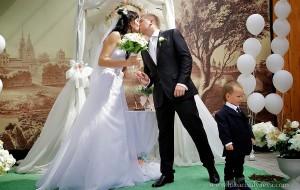 Свадьбы в Коломенском кремле