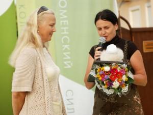 Благодарим за поддержку конкурса «Коломенский силуэт»