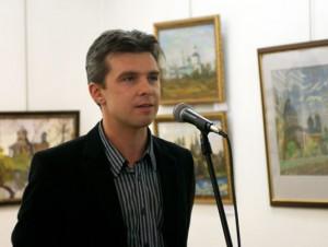 Влад Татаринов. Выставка «Кобальт»