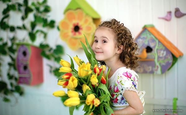 Детская и семейная фотозона