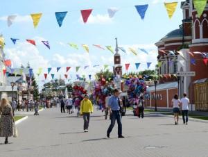 12 июня 2014 г. — День города в Коломне