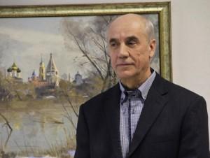 Александр Бугаев. Выставка живописи «К юбилею художника». Открытие 6 сентября 2014 г.