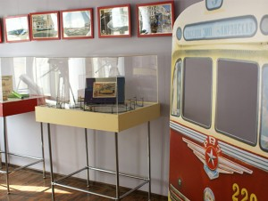 Фотоотчет с открытия выставки «Трамваи мира в моделях»