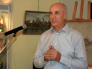 Фотоотчёт с открытия выставки Александра Бугаева «К юбилею художника» 6 сентября 2014 г.