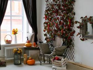 Осенняя фотозона «Тоскана»