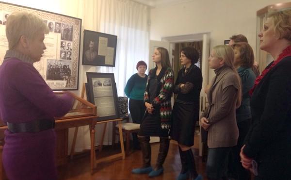 «Лига» в гостях у Коломенского краеведческого музея