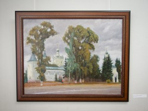 Выставка живописи «Тандем» Александр Зотов, Роман Кудакаев