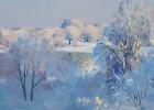 Рождественская выставка. Живопись коломенских художников. Новогодние подарки и предметы интерьера.