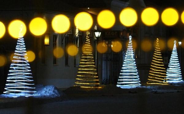 Афиша новогодних праздничных событий в Культурном центре «Лига»