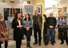 Фоторепортаж с открытия выставки «Классика жанра» арт-содружества московских художников AlterEgo