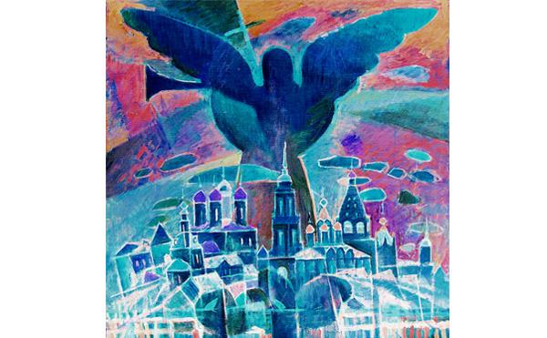 Выставка Павла Зеленецкого «Коломна» (живопись, фотографика)