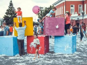 Фоторепортаж с фестиваля «Пикник в кремле» 23 августа 2015 г.