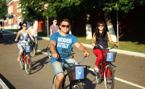Велопрокат + велоэкскурсии в Коломенском кремле каждый выходной