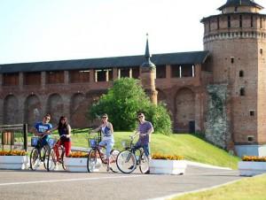 Экскурсии на велосипедах