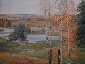 Выставка памяти Абакумова Михаила «Цвет времени»