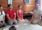 Японская чайная церемония. Фоторепортаж