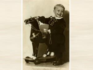 Выставка «Дети и лошадки»
