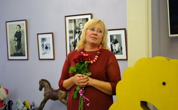 Фоторепортаж. Открытие выставки «Дети и лошадки»