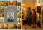 Фотографии с выставки Владислава Татаринова «Три месяца после лета, три месяца до весны»