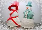 Мастер-класс «Новогодняя игрушка из волшебного порошка». Арт-галерея «Лига»