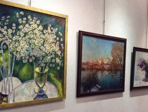 «Весна». Выставка живописи