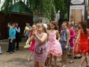 Детские выпускные в Коломенском кремле!