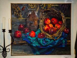 Яблочный Спас в Коломне