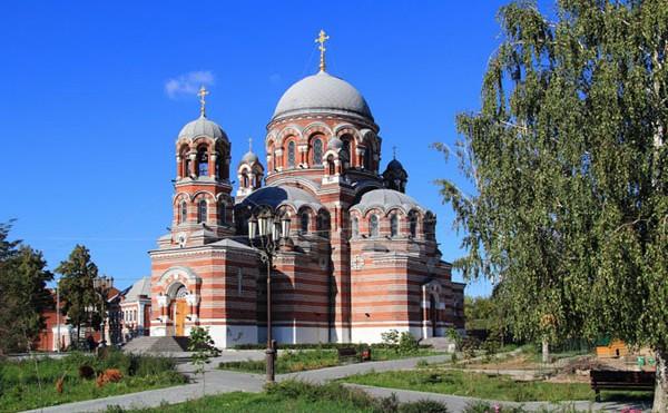 110 лет Троицкому храму