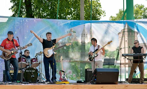 Музыка кремлёвских улиц