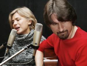 Григорий Данской и Ксения Полтева в Коломне