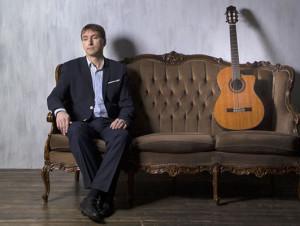 Концерт Романа Ланкина в «Лиге»