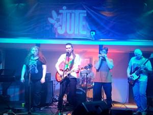 Русский народный рок группы JUTE