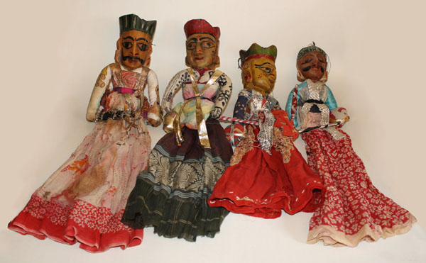 Театральные куклы мира